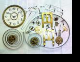 機械式柱時計修理---セイコー8日巻カギ巻柱時計 分解掃除(オーバーホール)【times-machine.com】《 時計修理 》【三田時計メガネ店@栃木県大田原市前田】