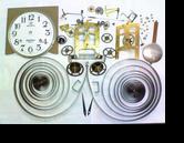 エイケイシャ30日巻カギ巻柱時計 分解掃除(オーバーホール)---もうちょっと詳しく・・・拡大版【時計修理】機械式柱時計修理2 ケース・外観 修復再生修理へ