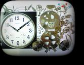 セイコー30日巻カギ巻柱時計 分解掃除(オーバーホール)---もうちょっと詳しく・・・拡大版【OVERHAUL】《 時計分解 》【times-machine.com】時計修理の分解工程・組立工程へ