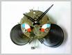 【機械式・クォーツ式】クォーツ式柱時計とは・・・【times-machine.com】《 時計修理 》【三田時計メガネ店@栃木県大田原市前田】