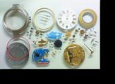 ダンヒルETA955412クォーツ腕時計 分解掃除(オーバーホール)