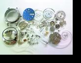 セイコージョイフル2906A自動巻腕時計 分解掃除(オーバーホール)---もうちょっと詳しく・・・拡大版【OVERHAUL】《 時計分解 》【times-machine.com】時計修理の分解工程・組立工程へ