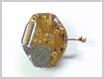 クォーツ式腕時計修理---シチズンフォルマ4634Mクォーツ腕時計 シチズンフォルマ4634Mクォーツ腕時計機械の後ろ側【times-machine.com】《 時計修理 》【三田時計メガネ店@栃木県大田原市前田】