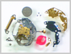 クォーツ式腕時計修理---シチズンフォルマ4634Mクォーツ腕時計 コイルブロックまではずした状態【times-machine.com】《 時計修理 》【三田時計メガネ店@栃木県大田原市前田】