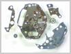 クォーツ式腕時計修理---シチズンフォルマ4634Mクォーツ腕時計 ステーターまではずした状態【times-machine.com】《 時計修理 》【三田時計メガネ店@栃木県大田原市前田】