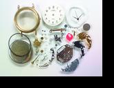 シチズンフォルマ4634Mクォーツ腕時計 分解掃除(オーバーホール)