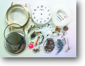 シチズンフォルマ5634Fクォーツ腕時計 分解掃除(オーバーホール)---もうちょっと詳しく・・・拡大版【OVERHAUL】《 時計分解 》【times-machine.com】時計修理の分解工程・組立工程へ