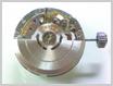 機械式腕時計修理---セイコージョイフル2466A自動巻腕時計機械の後ろ側【times-machine.com】《 時計修理 》【三田時計メガネ店@栃木県大田原市前田】