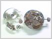 機械式腕時計修理---自動巻部をはずした状態【times-machine.com】《 時計修理 》【三田時計メガネ店@栃木県大田原市前田】