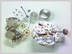 機械式腕時計修理---輪列部をはずした状態【times-machine.com】《 時計修理 》【三田時計メガネ店@栃木県大田原市前田】