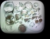 セイコー5スポーツマチックデラックス7619A自動巻腕時計 分解掃除(オーバーホール)---もうちょっと詳しく・・・拡大版【OVERHAUL】《 時計分解 》【times-machine.com】時計修理の分解工程・組立工程へ