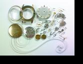 セイコークロノススペシャル810手巻腕時計 分解掃除(オーバーホール)---もうちょっと詳しく・・・拡大版【OVERHAUL】《 時計分解 》【times-machine.com】時計修理の分解工程・組立工程へ