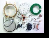 セイコーアベニュー1F21Aクォーツ腕時計 分解掃除(オーバーホール)---もうちょっと詳しく・・・拡大版【OVERHAUL】《 時計分解 》【times-machine.com】時計修理の分解工程・組立工程へ