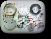 セイコーアベニュー2K23Aクォーツ腕時計 分解掃除(オーバーホール)---もうちょっと詳しく・・・拡大版【OVERHAUL】《 時計分解 》【times-machine.com】時計修理の分解工程・組立工程へ