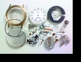 セイコーアベニュー2K23Aクォーツ腕時計 分解掃除(オーバーホール)---もうちょっと詳しく・・・拡大版【時計修理】クォーツ式腕時計修理6 電子回路不良 機械交換修理へ