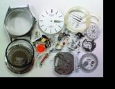 シチズンシャレックス1250Aクォーツ腕時計 分解掃除(オーバーホール)---もうちょっと詳しく・・・拡大版【OVERHAUL】《 時計分解 》【times-machine.com】時計修理の分解工程・組立工程へ