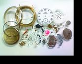 シチズンクラブラメール4645Aクォーツ腕時計 分解掃除(オーバーホール)---もうちょっと詳しく・・・拡大版【時計修理】クォーツ式腕時計修理4 ケースのサビ汚れ 分解掃除(オーバーホール)修理へ