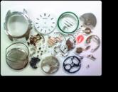 セイコーキネティックオートリレー5J21Aオートクォーツ腕時計 分解掃除(オーバーホール)---もうちょっと詳しく・・・拡大版【OVERHAUL】《 時計分解 》【times-machine.com】時計修理の分解工程・組立工程へ
