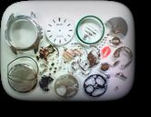 セイコーキネティック5J21Aオートクォーツ腕時計 分解掃除(オーバーホール)---もうちょっと詳しく・・・拡大版【OVERHAUL】《 時計分解 》【times-machine.com】時計修理の分解工程・組立工程へ